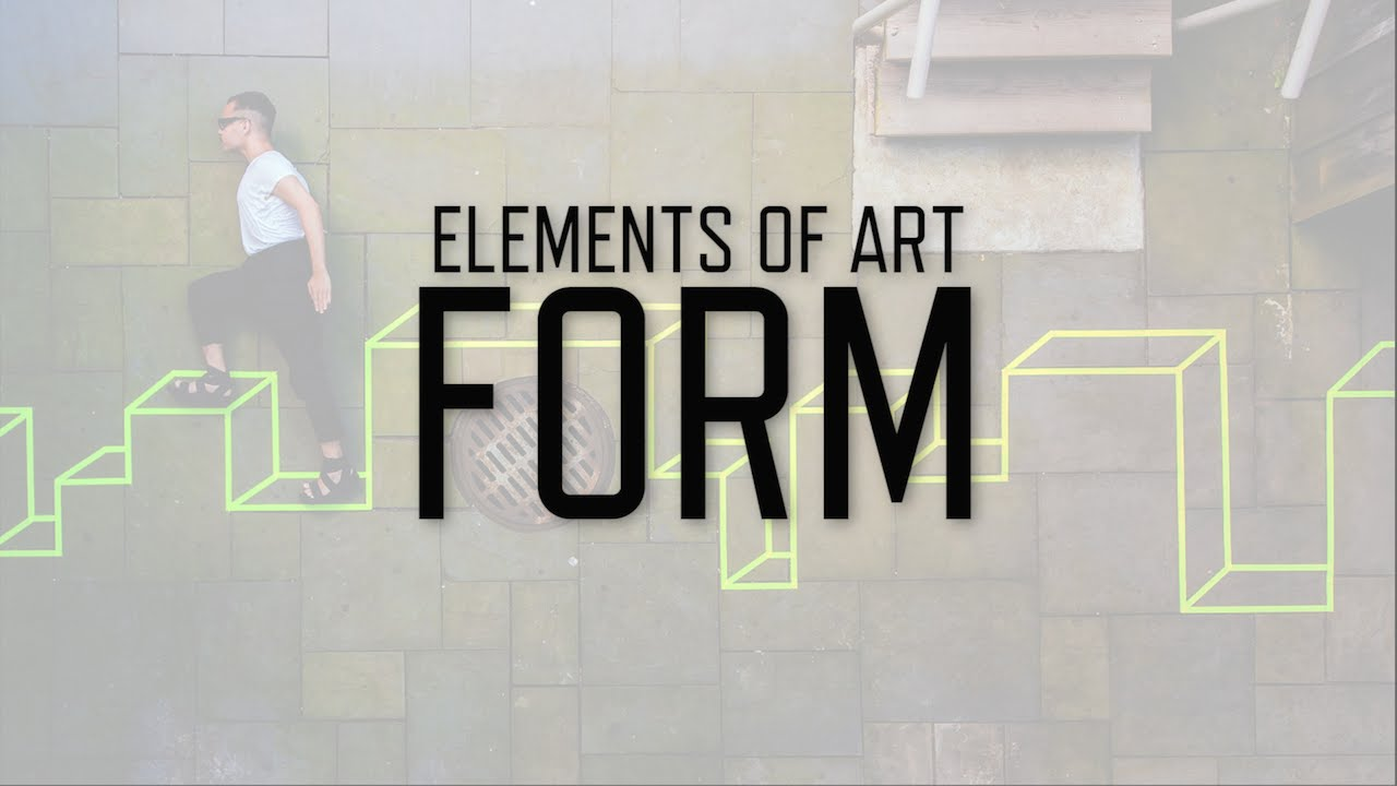 Form And Value In Art : Elements of art form kqed arts youtube
