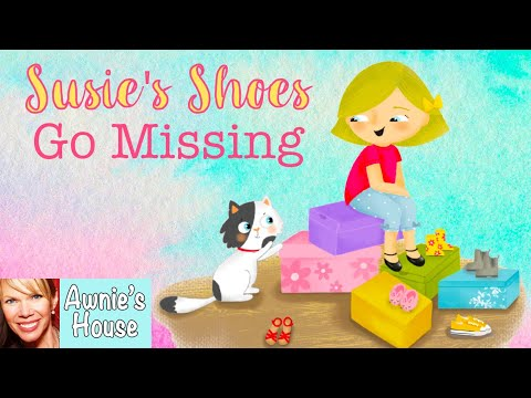 🩰 Kids Book Read Aloud: SUSIE'S SHOES GO MISSING by Susan Johnson and Emily Call
