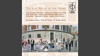 Fantasia on British Sea Songs: Jack's the Lad (Hornpipe)