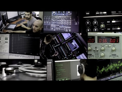 Behind the Scenes at Waves Audio (Documentary, 2015)