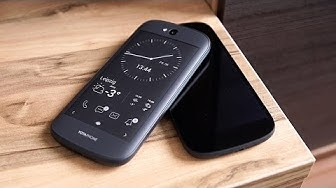 Machen ZWEI Displays an EINEM Smartphone Sinn? YotaPhone 2 REVIEW! - felixba