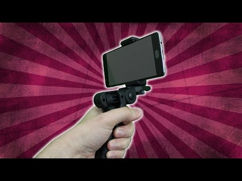 Steady Your Phone With This Tripod