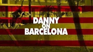 Danny MacAskill on Barcelona