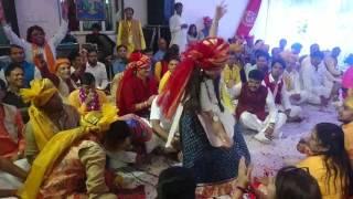 Kanhiya Bhaiya & Raju Bhaiya  at Sanwariya Dharamshala - Khatu - Phalgun Ekadashi 2017