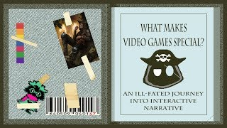 What Makes Video Game Stories Special?