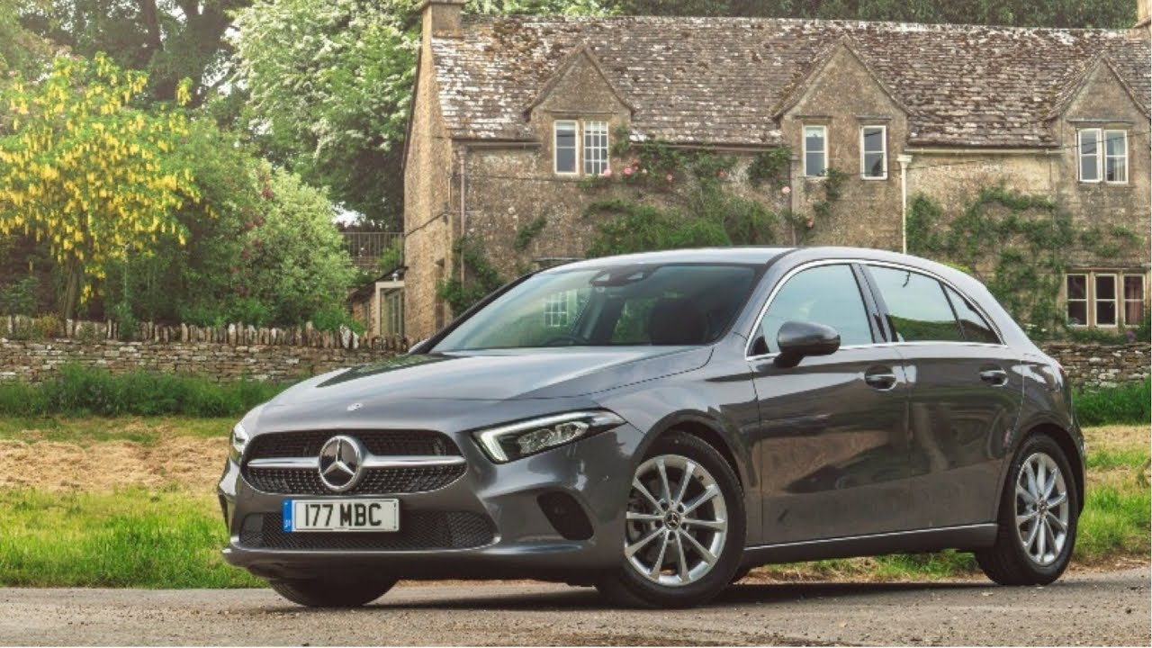 2019 mercedes a 200 sport a class is hatch tastic youtube. Black Bedroom Furniture Sets. Home Design Ideas