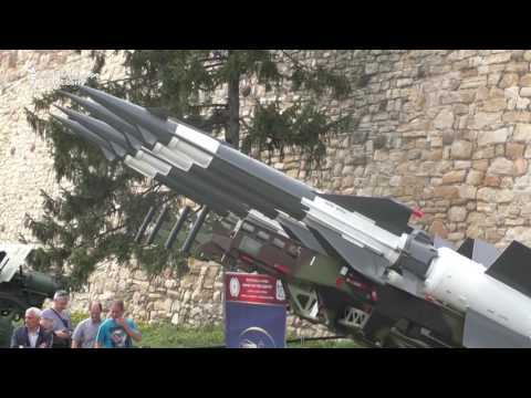 Serbian Museum Showcases Missile System That Shot Down NATO Jet