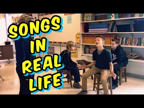 Songs in Real Life - 2016