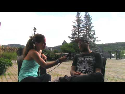 Interview with MC YOGI at Wanderlust Tremblant