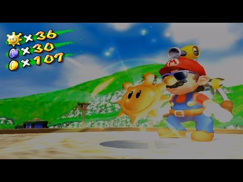 Super Mario Sunshine - Episode 9: Over the HIlls and Far Away