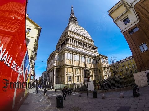 GOPRO TRAVEL - ONE DAY IN TURIN, PIEDMONT - ITALY