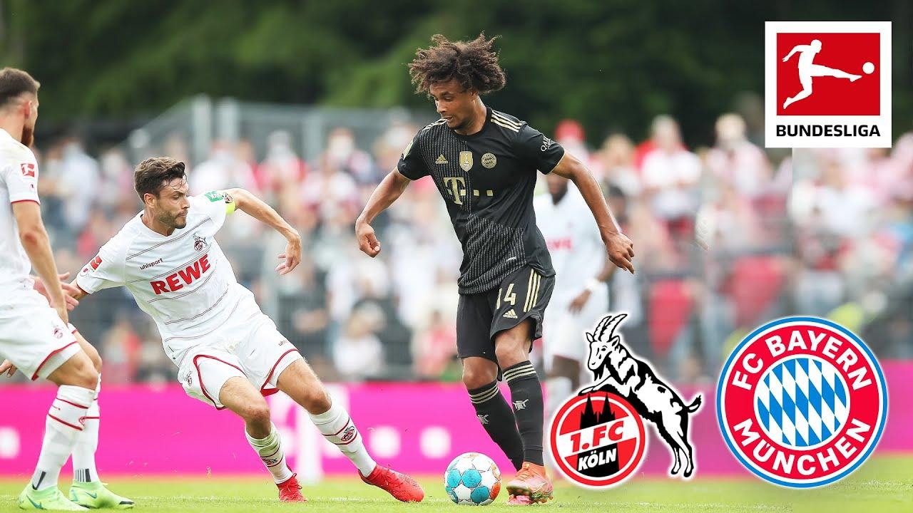 How Could Koln Beat Bayern 1 Fc Koln Fc Bayern Munchen Highlights Youtube