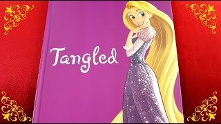 Tangled Rapunzel FULL Story Read Aloud by JosieWose