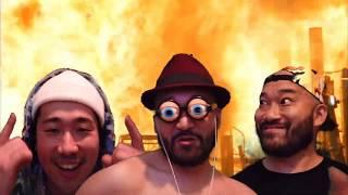 YouTube動画:ハイオッパッピー / 十影 feat LB-RUG(Tajyusaim Boyz) Beat by Kiwy
