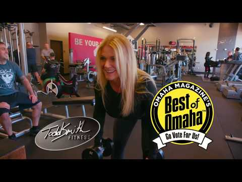 Go Vote for Todd Smith Fitness Best of Omaha 2018!