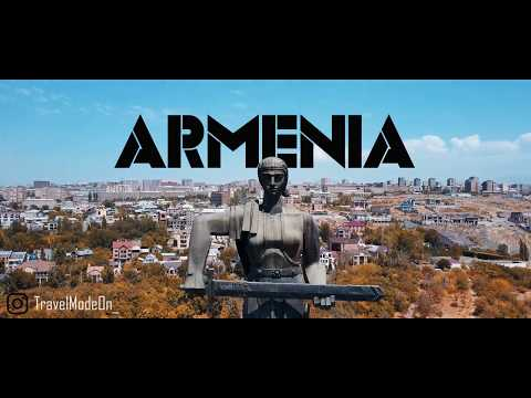 MY BEAUTIFUL ARMENIA BY DRONE (4K)