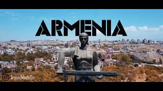 MY BEAUTIFUL ARMENIA BY DRONE (4K)