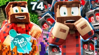 Welcome to The Deep End Minecraft SMP! Never enough Graser... Alrig...
