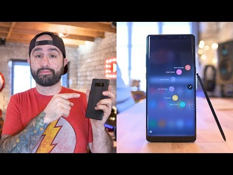 Galaxy Note 8 Review: One Month Later...