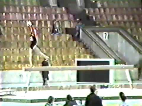 1993 Moscow World Stars gymnastics, women's AA