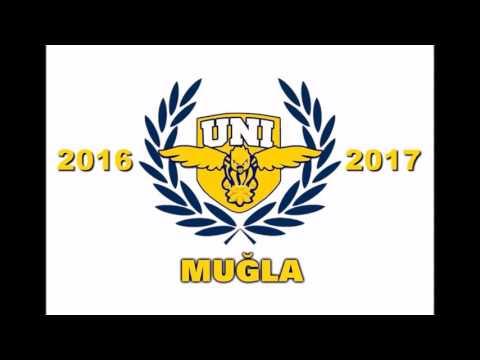 MUĞLA UNIGFB 2016-2017