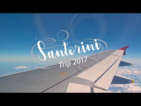 Santorini Trip 2017 ♥ Summer in Greece ♥ Travel Video