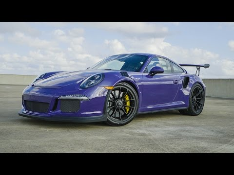 GT3RS - The Ultimate Driving Machine