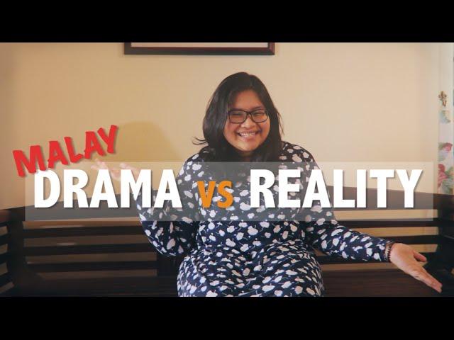 Malay Drama vs Reality (Funny Comedy Skit)