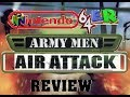 Army  Men Air Attack Review | Playstation one