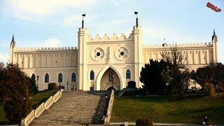 Lublin - Zamek Stare Miasto Zabytki Ogród Saski - Wycieczka motocyklowa w Lubelskie (odcinek 7)