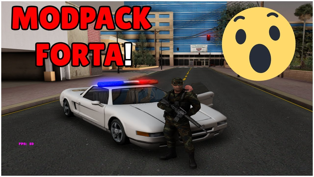 [SA:MP] VESTI BUNE + UN MODPACK SAMP FORTA!