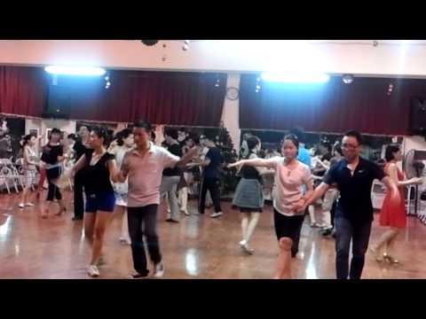 KHIÊU VŨ RUMBA CƠ BẢN GHÉP NHẠC NHẢY ĐÔI DANCING