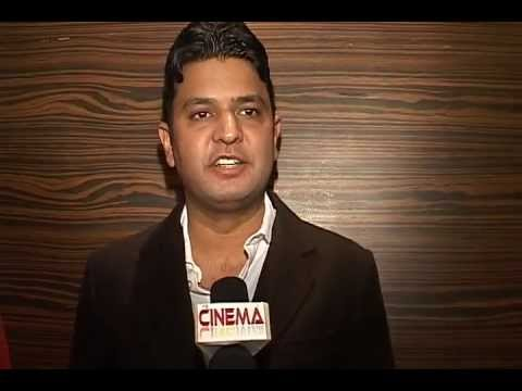 "Bhushan Kumar Interview at launch of ""It's Cinema.com"""