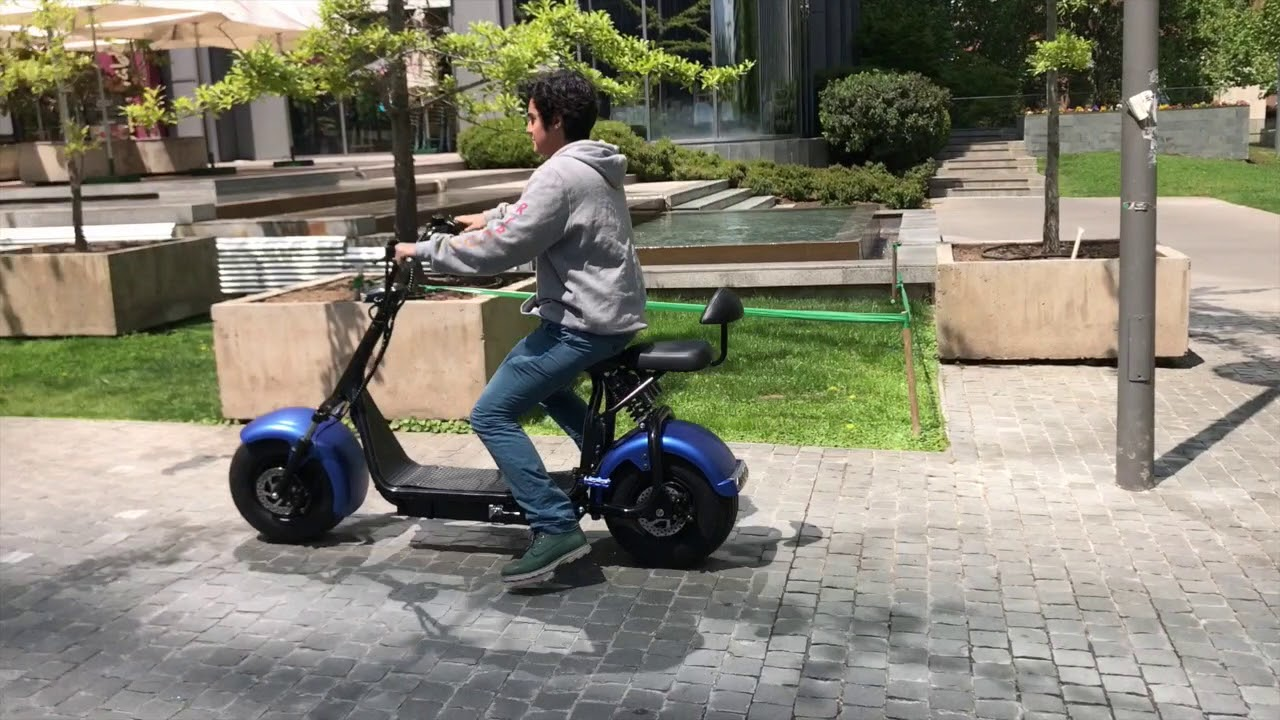Citycoco chile electrico scooter
