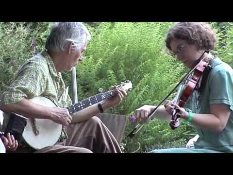 Rayna Gellert and John Herrmann