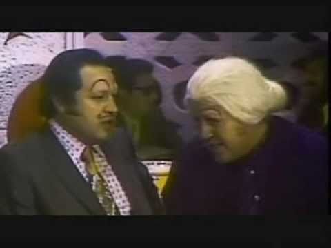 Gordolfo Gelatino y Doña Naborita