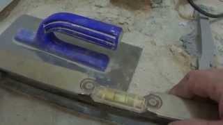 Стяжка пола в ванной комнате(Это видео создано с помощью видеоредактора YouTube (http://www.youtube.com/editor), 2015-02-22T14:59:14.000Z)