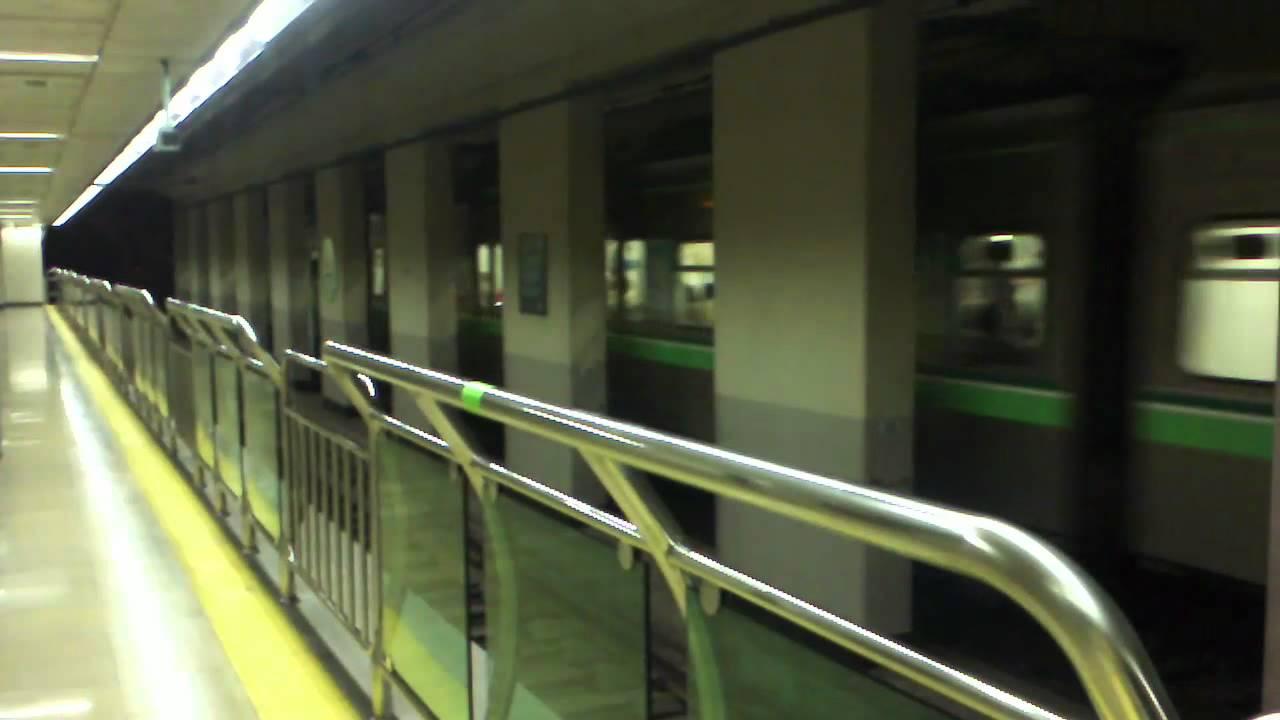 釜山交通公社2000系更新車2004F - YouTube