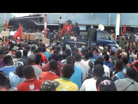 Firman Kristus Belum Sempurna Kalau Sebelum Papua Merdeka