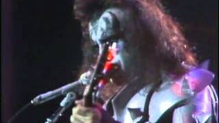 "KISS - ""Rock and Roll All Nite"" (Lost Alive II)"