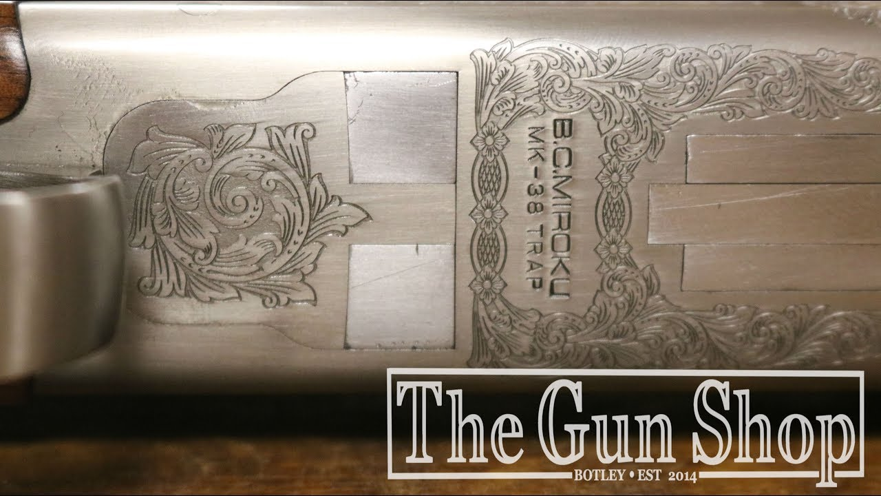 Miroku MK38 Trap G1 - The Gun Shop