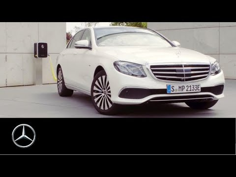 Mercedes-Benz eMobility and the E 350 e