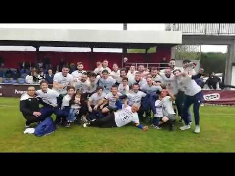 El Atlético Arnoia asciende a Preferente Sur