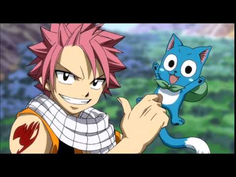 Natsu and happy best friends fairy tail youtube - Fairy tail happy and natsu ...