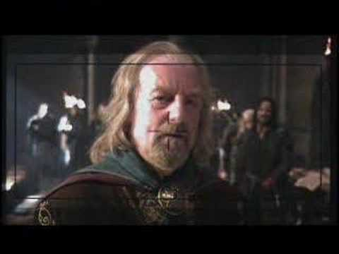 LotR: TT LE  Prank on Bernard Hill