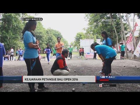NET. BALI - PETANQUE BALI OPEN 2016