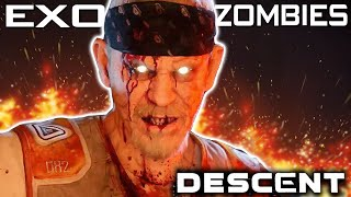 "Advanced Warfare: EXO ZOMBIES ""DESCENT GAMEPLAY TRAILER"" 