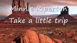 Minnie Ripperton - Take a little trip.wmv