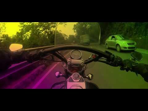 Bike Trip | Bangalore - Ooty, Tamil Nadu  | Bajaj Avenger 220 | GoPro Hero 4