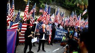 VOA连线(莫雨): 北京制裁NGO报复美国涉港法案,美议员和NGO回应